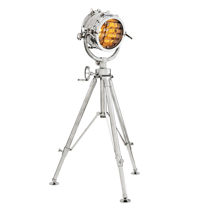 Royal Master Sealight Nickel Floor Lamp