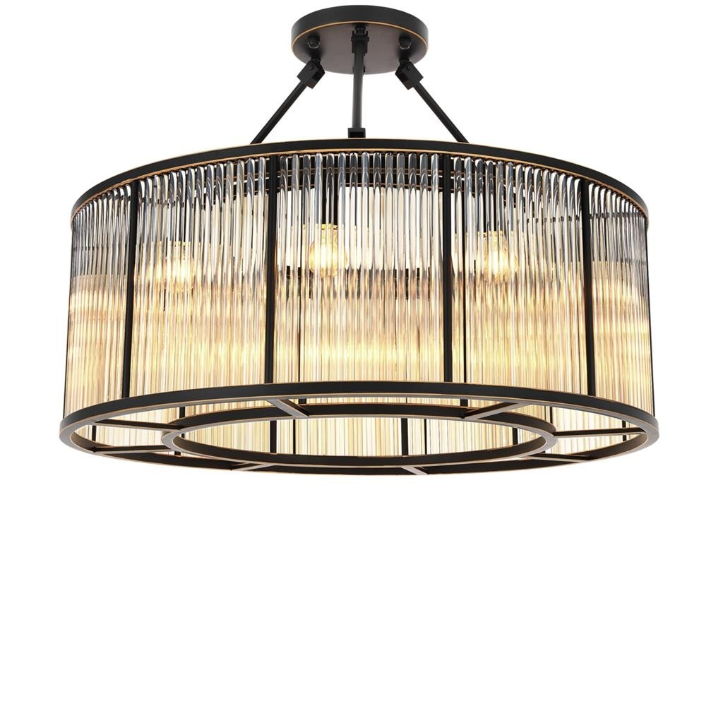 Bernardi Bronze Ceiling Lamp