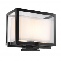 Pulse Black Wall Lamp