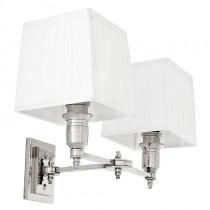 EICHHOLTZ LEXINGTON WALL LAMP DOUBLE