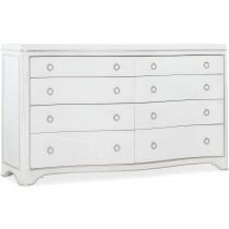 Modern Romance White Dresser