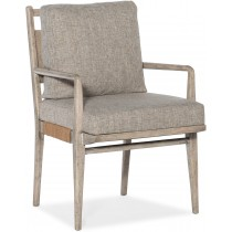 Amani Upholstered Dining Arm Chair