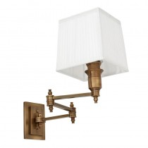 EICHHOLTZ LEXINGTON SWING WALL LAMP