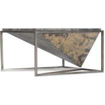 Princess Cut Square Coffee Table