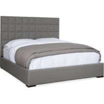 Aventura Moreno Queen Box Tufted Bed