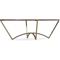 Melange Rianne Oval Coffee Table
