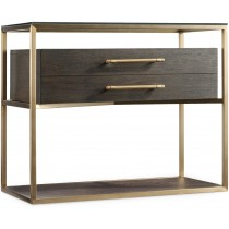 Curata 1-Drawer Nightstand