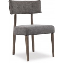 Curata Mountain Modern Greige Chair