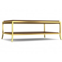 Cynthia Rowley Horizon Line Starburst Coffee Table