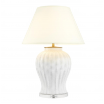 EICHHOLTZ MEYERS FORT TABLE LAMP
