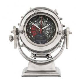 Royal Master Aluminium Clock
